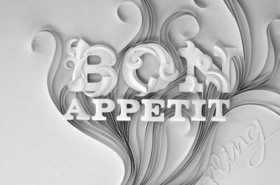 Yulia Brodskaya - bon apetit