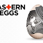 Eastern eggs e o Egg-bot