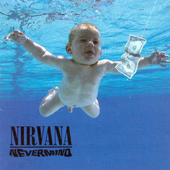capa Nevermind