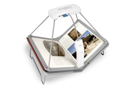 Ion - Book Saver