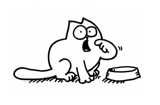 Simon S Cat Weekly Planner