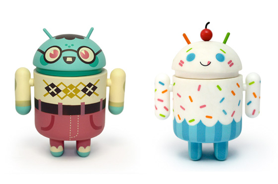 toy art android cute