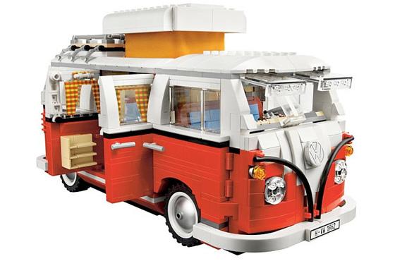 Lego Kombi Camper
