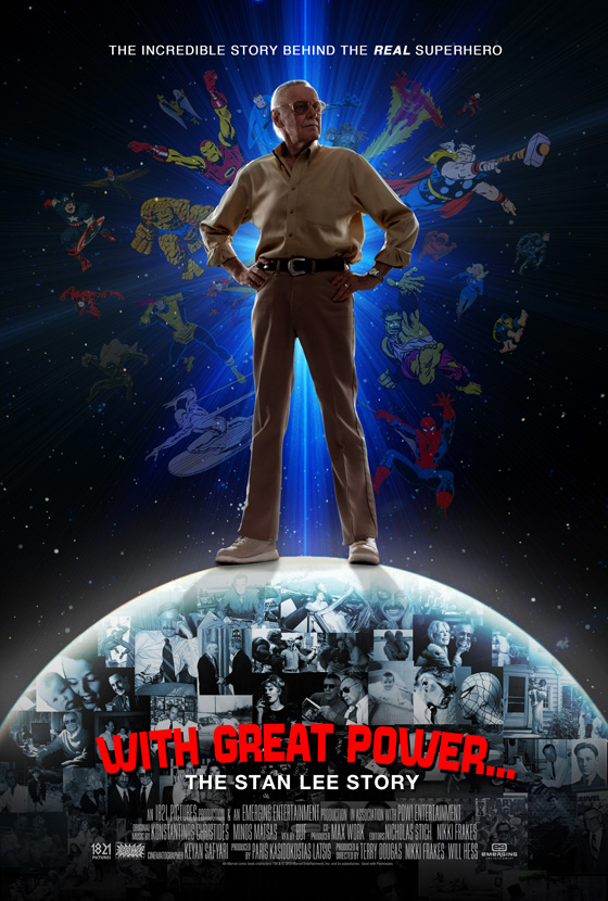 with great power poster