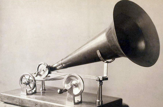 gramophone old