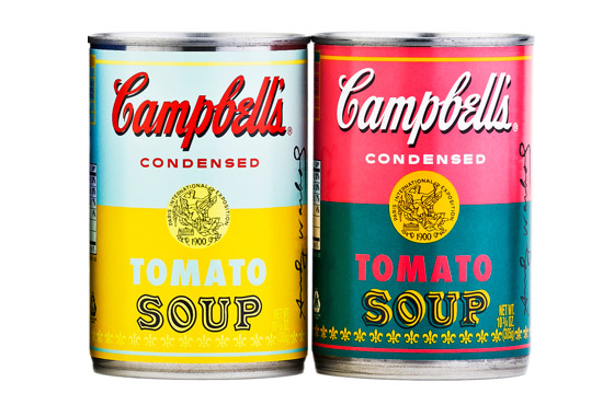 campbell by andywarhol - 50 years