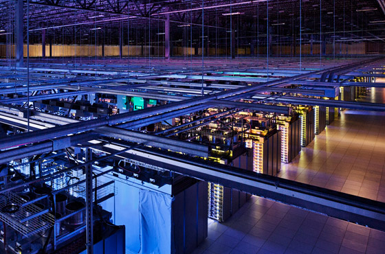 Data Center Room Design And Location