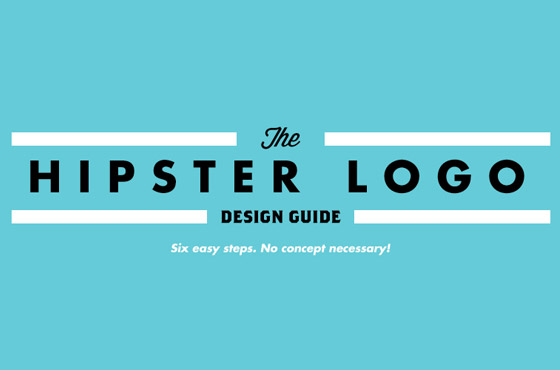 the hipster logo design guide