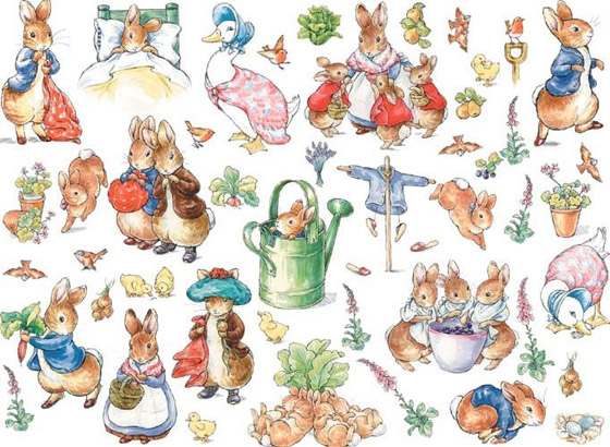 petter-rabbit-characters