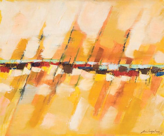 """Olinda 3"", 1956."