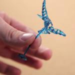 A primeira caneta 3D do mundo que imprime em tinta fria (e com variações bem legais)