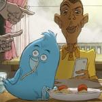 Stromae + Sylvain Chomet: artistas geniais em uma animação ácida sobre a nova geração