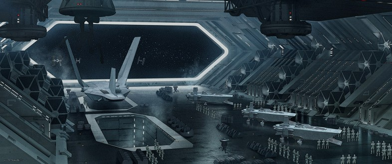 Star-Wars-fighter-loading-bay