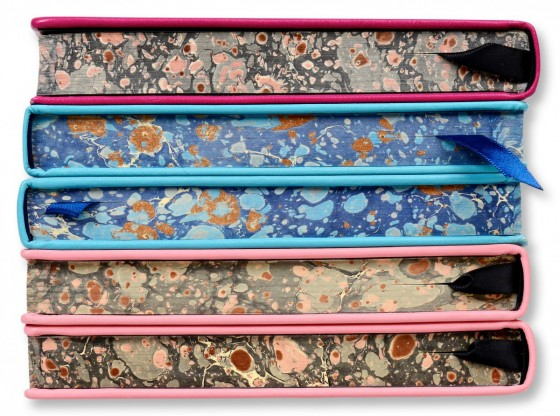Marbled-Edged-Books-by-Florentine-Collections