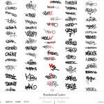 Taxonomia do Grafite