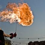 Inspiração circense fotográfica do dia: banda Carney