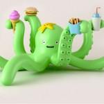 Yum Yum e seu toy design fofo