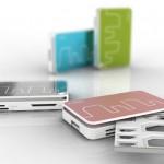 Um hub para cartões de memória