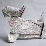Objetos de origami