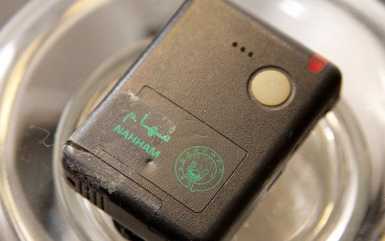 HYS Single Monaural Surveillance In Ear Bluetooth Headset