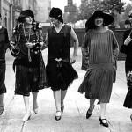 A beleza dos anos 20