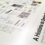 A história do Design em um infográfico
