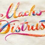 Maricor Maricar e a arte de bordar letras