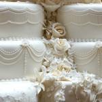 O bolo real é uma arte