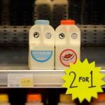 A história de amor das embalagens de leite