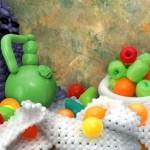 Airigami: a arte de encher balões