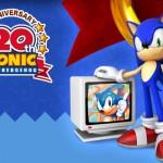 20 anos de Sonic