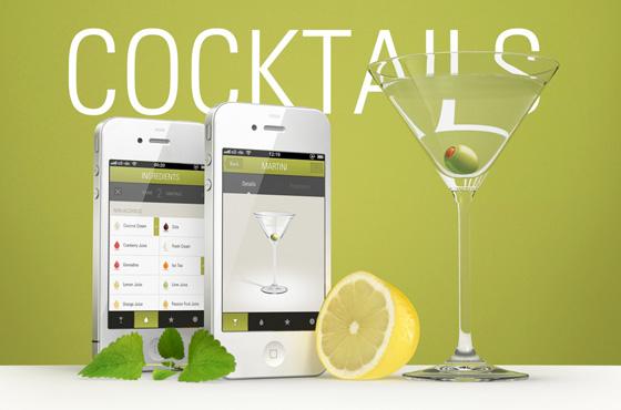 Cocktails app