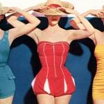 Um enorme acervo vintage de moda
