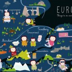They draw and travel: viagens ilustradas