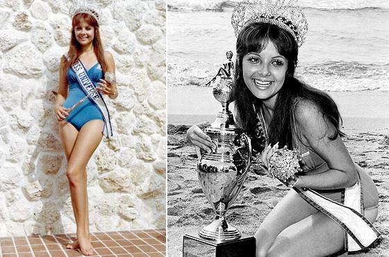 miss universo 1970