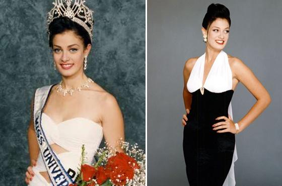 miss universo 1993