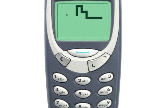 Cutedrop » Jogando o clássico Snake no iPhone