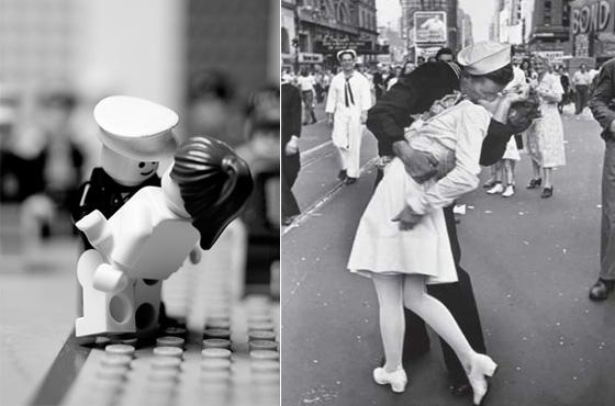 """V.J. Day Times Square"""