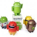 Uma família Android
