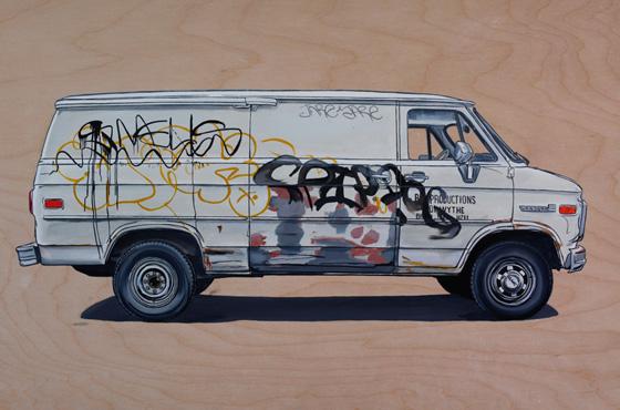 Vans Kevin Cyr