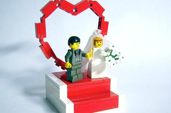casamento Lego