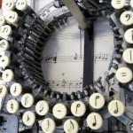 Máquina de escrever músicas