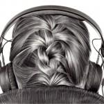 Yanni Floros e seus cabelos perfeitos