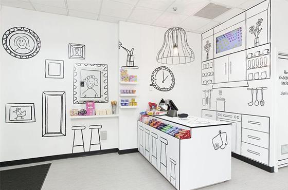 Cutedrop » Uma loja com cara de desenho