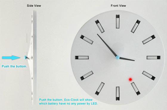 Eco Clock