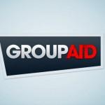 GroupAid. Site de causas sociais coletivas.