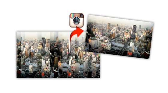 instagram hire puzzle