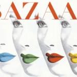 Capas de revistas de moda ilustradas
