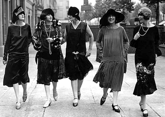 beleza anos 20