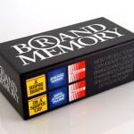 O jogo da memória das marcas